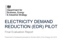 EDR pilot Evaluation